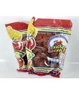 2 X Chacatrozo chaca-chaca Moreliates Tiritas Tamarindo Tamarind Candy S... - $17.95