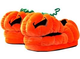 Toy Vault Jack O'Lantern Slippers - £22.54 GBP