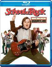 School Of Rock (Blu Ray) (5.1 Dol Dig/5.1 Dts-Hd/Ws/Eng Sdh/Re-Release)