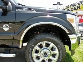 Chrome Fender Trim QMI-275001 fits FORD EXCURSION  2001 2002 2003 2004 2005 - $96.99