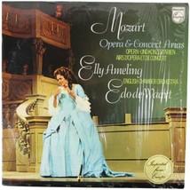 MOZART OPERA & CONCERT ARIAS Elly Ameling Edo De Waart LP Shrink NM Neth... - $18.69