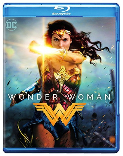 Wonder Woman [2017, Blu-ray+DVD+Digital]