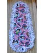 Violin/Fiddle Blanket/Cotton/Beatles/Retro/Lace... - $19.95