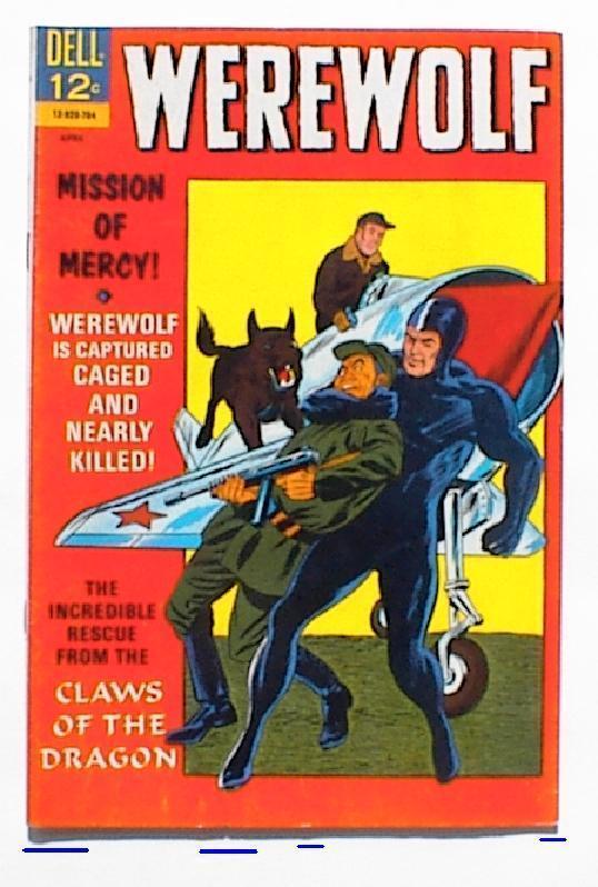 Comic werewolf3.0