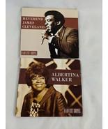 Harvest Gospel CD Reverend James Cleveland & Albertina Walker - $13.45
