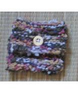 Violin/Viola Rosin Bag/English Garden/Hand Knit in USA - $4.95