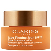 CLARINS Extra-Firming Wrinkle Control Firming Day Cream, SPF 15, 50 ml, ... - $70.00