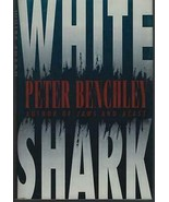 White Shark by Peter Benchley 1994 1st edition Dust Jacket Thriller [Har... - $38.61