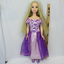 "Disney Princess My Size Tangled Rapunzel Big 38"" Doll w/ Purple Dress 3 ... - $49.95"