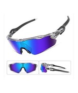 Feisedy Polarized Sports Sunglasses Changeable Lenses TR90 Frame Cycling... - $33.66