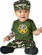 Private Duty Infant Army Costume  - NWT 12-18 Months - $24.74
