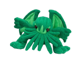 Cthulhu Plush Small - 5 in - $14.99