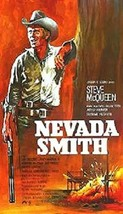 Nevada Smith - Steve McQueen Magnet - $7.99