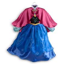 Disney Store Frozen Princess Anna Costume size 7-8 - $59.99