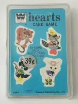 Whitman HEARTS card game #4494 Deck SEALED Vintage - $17.53