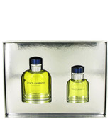 DOLCE & GABBANA by Dolce & Gabbana 2 piece gift set for Men - $81.95
