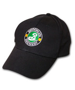Brooklyn Brewery Embroidered Logo Adjustable Baseball Hat Black - $24.98