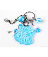 Kuroko no Basuke Keychain, Blue, Silver, Anime Accessories - $28.00