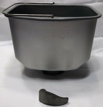 Breadman Bread Maker TR800 TR-800 Replacement Mixing Paddle and Pan Set - $39.19