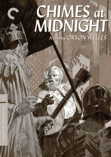 Chimes at midnight dvd