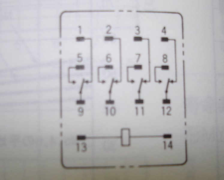 idec Relay RU4S-C-D24