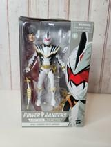 POWER RANGERS Dino Thunder White Ranger Lightning Collection Walgreens FS - $37.12