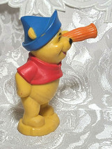 "Disney Winnie The Pooh Pirate Explorer 3.5"" Tall PVC Figure / Cake Topper image 2"
