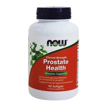 NOW Foods Prostate Health Clinical Strength, 90 Softgels - $23.59