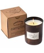 Himalayan Trading Post Dharamsala Black Patina Candle Campfire 18oz - $35.99