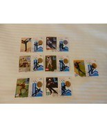 Lot of 8 Belize 1980 Stamps  Winter Olympics #487-94 - $11.14