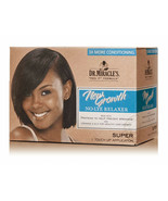 Dr.Miracle's New Growth No-Lye Relaxer Kit 1 Application - Super - $9.85