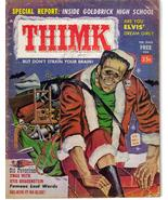 Thimk #5 Goldbrick H.S. Otis Dracenstein Elvis Dream Girl Comedy  - $14.95