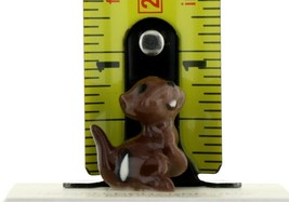Hagen Renaker Miniature Chipmunk Squirrel Baby Miniature Figurine image 2