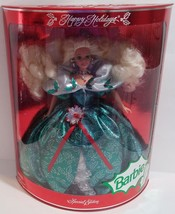 1995 MATTEL INC HAPPY HOLIDAYS SPECIAL EDITION BARBIE DOLL 14123 CHINA -... - $19.79
