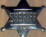 Silver tin sheriff badge 001 thumb155 crop