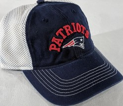 LZ NFL Team Apparel Adult Fitted O/S New England Patriots Baseball Hat C... - $21.32