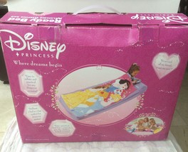 Disney Princess Inflatable Sleeping Bag, Pump Included and Carrycase. - $18.00