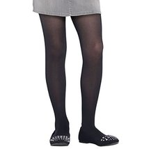 Fashion-forward Tights Party Costume, Black, Fabric , Children's Size - ... - $7.47
