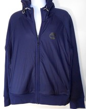 TIMBERLAND A1MBB-J38 MEN'S NAVY FULL ZIP HOODIED JACKET SZ XL - $73.79