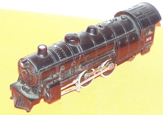 Vintage Lionel ? Model Railroad 3 Loco 1 Car