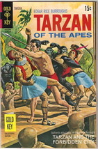 Tarzan Comic Book #190, Gold Key Comics 1970 VERY FINE - $19.27