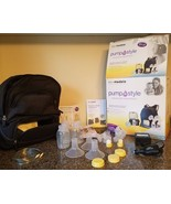 Medela Pump In Style Advanced Breast Pump Backpack Plus Extras Electric - $138.59