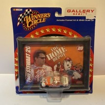 Winner's Circle Gallery Series #20 Tony Stewart Home Depot / Coke 1:64 C... - $7.92