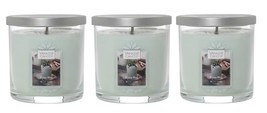 Yankee Candle Alpine Mint Small Tumbler Candle Single Wick - Lot of 3 - $34.50