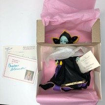 "Madame Alexander Evil Sorceress Doll 8"" Sleeping Beauty 13610 New NRFB  - $38.52"