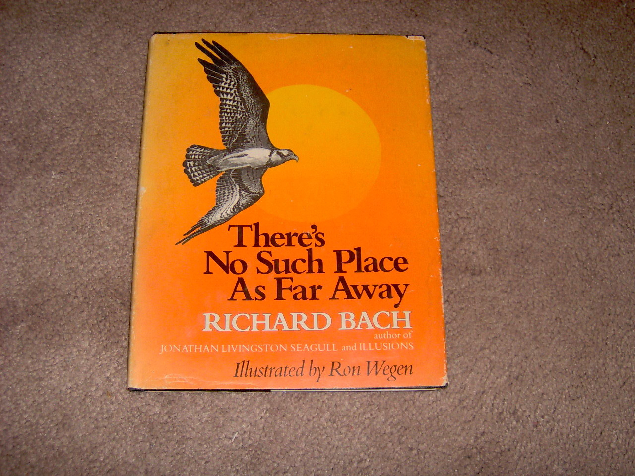 "Book ""There's No Such Place As Far Away"""