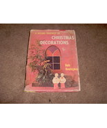 A Second Treasury of Christmas Decorations - $5.00