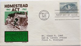 May 20, 1962 First Day of Issue, Ken Boll Cover... - $1.73