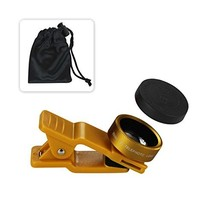 Universal HD Camera Lens Kit Built in For iphones and Android Phones (2X... - $14.84