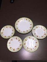 5 Pieces Of Aynsley England China - $19.55